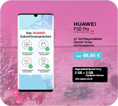 Telekom – Huawei P30 Pro alle