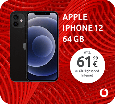 Vodafone – iPhone 12 Smart XL